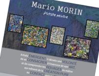 Mario Morin, artiste peintre